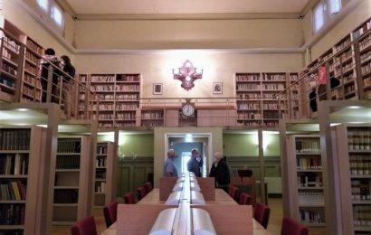 diocesi RIAPRE LA BIBLIOTECA LEONIANA