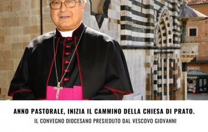 ANNO PASTORALE, INIZIA IL CAMMINO CON IL CONVEGNO DIOCESANO