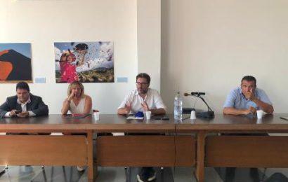 regionali. IL VICE DI SALVINI ALL'INCONTRO DELL'ASSOCIAZIONE VIVAISTI COI CANDIDATI LEGHISTI