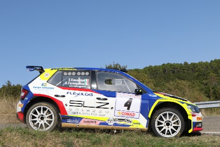 JOLLY RACING TEAM ASSOLUTA PROTAGONISTA AL RALLY DI CASCIANA TERME