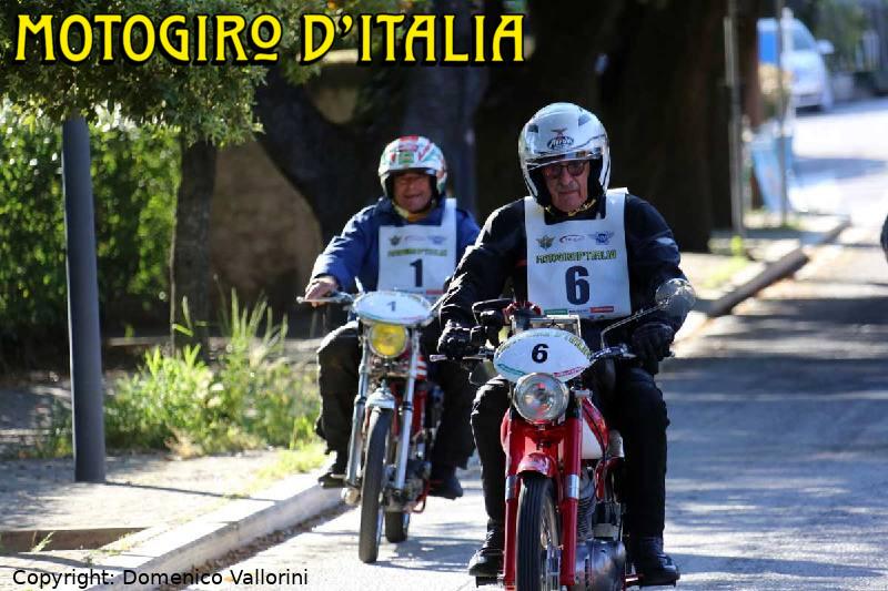 IL MOTOGIRO D'ITALIA ARRIVA SULLA MONTAGNA PISTOIESE