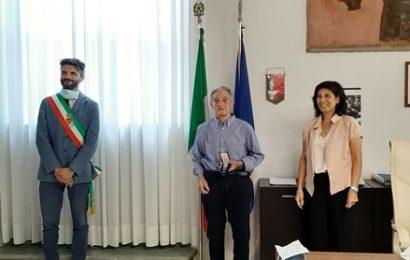 prefettura. CONSEGNATA LA MEDAGLIA D'ONORE ALL'EX DEPORTATO GIOVANNI BELLANDI