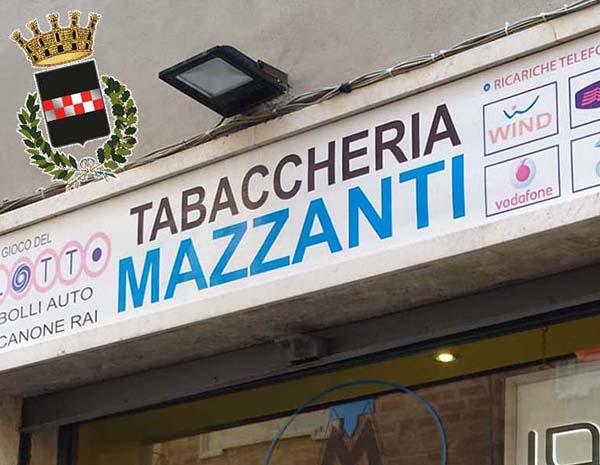 """quarrata, gioie & dolori. LECCETO/MONTALBANO E ROGNE. """"TABACCHERIA MAZZANTI"""", UN'AMMINISTRAZIONE IN MENOPAUSA. 18"""