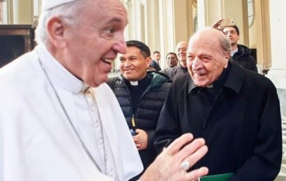 diocesi. I 101 ANNI DI MONSIGNOR ITALO TADDEI