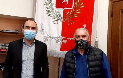 montemurlo. IN PENSIONE MAURO GAZZARA, L'OPERAIO— ARTISTA DEL COMUNE