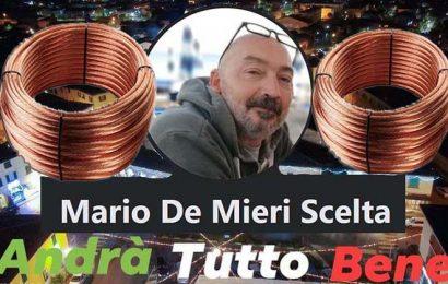 prima scelta. MARIO HA STUDIATO DALLA MERKEL POI È SCESO IN ITALIA E CI HA PORTATO IL VANGELO ROSSO