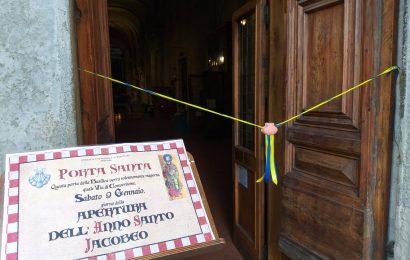 diocesi. PUBBLICATA L'INDIZIONE SOLENNE DELL'ANNO SANTO JACOBEO
