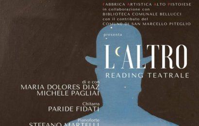 """giorno della memoria. """"L'ALTRO"""" READING TEATRALE DELLA FABBRICA ARTISTICA PISTOIESE"""