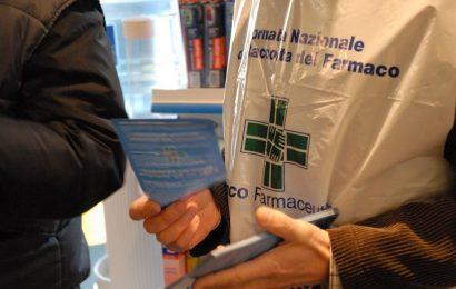 settimana banco alimentare. AUMENTATE DEL 20 PER CENTO LE QUANTITÀ RACCOLTE DALLE FARMACIE COMUNALI FAR.COM