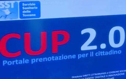 BLOCCO PRENOTAZIONI CUP NELL'AMBITO PRATESE