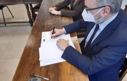 SICUREZZA NEL SETTORE BANCARIO, FIRMATO IL PROTOCOLLO TRA PREFETTURA E ABI