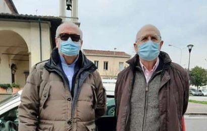 CROCE D'ORO DI PRATO, 150 VOLONTARI IN ATTESA DEL VACCINO ANTICOVID