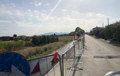 """ponte buggianese. PARTE LA METANIZZAZIONE IN LOCALITÀ """"FATTORIA"""""""