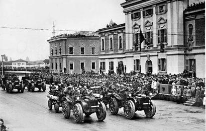 LA CONTROVERSA OCCUPAZIONE ITALIANA DELL'ALBANIA IN UN VOLUME DI NICCOLÒ LUCARELLI