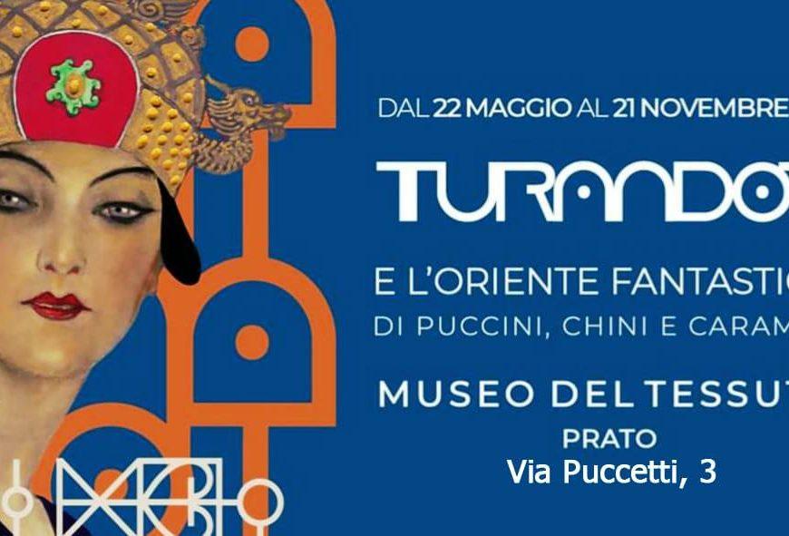 """museo del tessuto. TURANDOT E L'ORIENTE FANTASTICO DI PUCCINI, CHINI E CARAMBA"""""""
