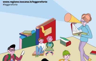 """regione. """"LEGGERE FORTE!"""": OGGI WEBINAR DI PRESENTAZIONE DEI RISULTATI DEL PROGETTO"""
