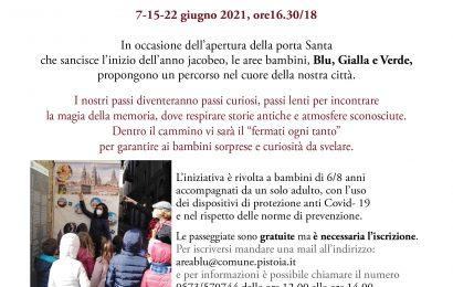 BAMBINI ALLA SCOPERTA DELLA STORIA DEL SANTO PATRONO NELL'ANNO JACOBEO