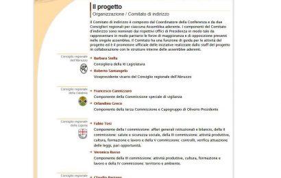 istituzioni. CASUCCI E FRATONI NOMINATI NEL COMITATO DI INDIRIZZO DEL PROGETTO CAPIRE