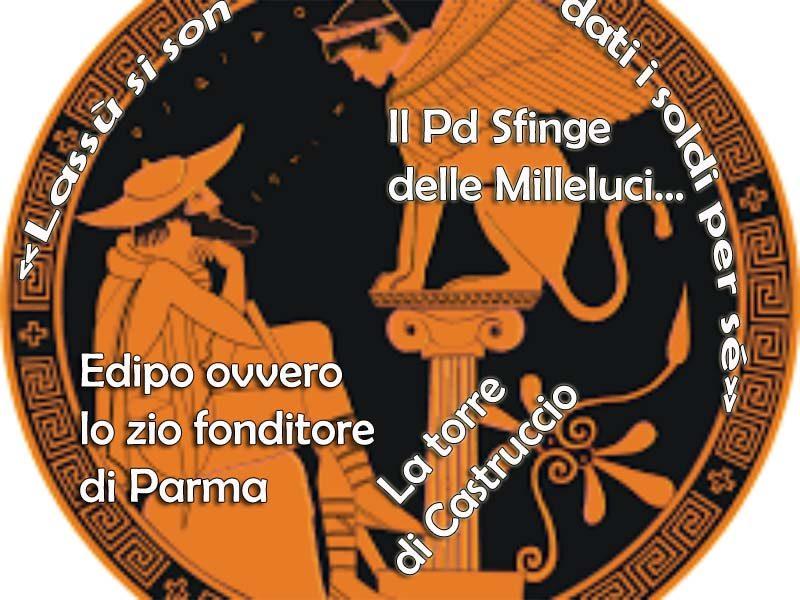 """milleluci & millevoci. SULLA FINANZA ALLA TORRE DI CASTRUCCIO """"UCCIO UCCIO SENTO ODOR DI TARALLUCCIO""""…?"""