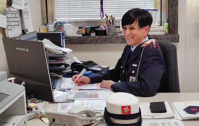 quarrata. PAMELA MICHELOZZI È LA NUOVA COMANDANTE DELLA POLIZIA MUNICIPALE