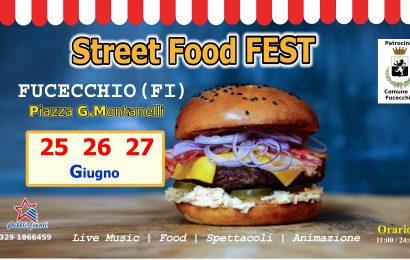 LO STREET FOOD FEST ARRIVA A FUCECCHIO