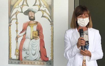L'ANNO SANTO JACOBEO ALL'OSPEDALE SAN JACOPO
