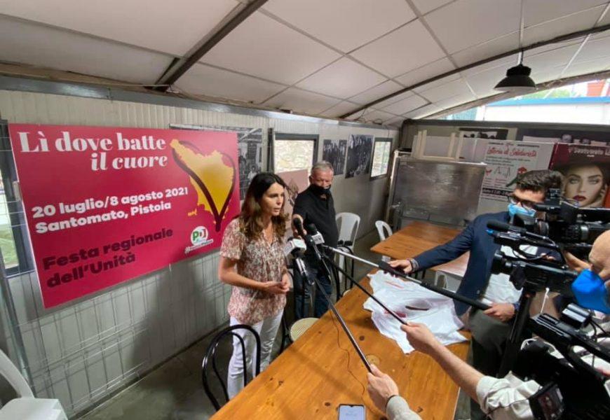 """""""LÌ DOVE BATTE IL CUORE"""", A SANTOMATO ARRIVA LA FESTA REGIONALE DELL'UNITÀ"""