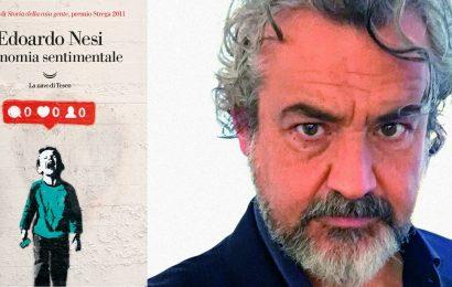 """caffè letterario. """"ECONOMIA SENTIMENTALE"""", EDOARDO NESI PARLA DELL'IMPATTO DELLA PANDEMIA SULLE NOSTRE VITE"""