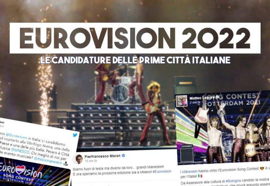 musica. EUROVISION SONG CONTEST 2021, SI UNANIME DEL CONSIGLIO REGIONALE A CANDIDATURA FIRENZE