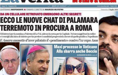 dittature democratiche. DA TRENT'ANNI L'ITALIA È IN MANO ALLA SINISTRA CHE HA RAGGIUNTO IL POTERE CON I PALAMARA E CON L'OKKUPAZIONE DELLE ISTITUZIONI. È L'ORA DI SMANTELLARE TUTTO E DI RIVENDICARE LA COSTITUZIONE