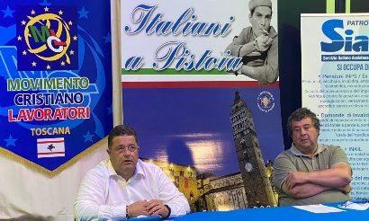 """PRESENTATA LA SECONDA EDIZIONE DI """"ITALIANI A PISTOIA"""""""