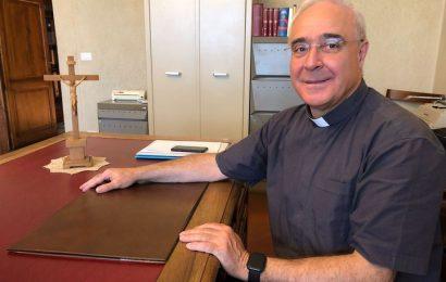 NUOVO VICARIO GENERALE PER LA DIOCESI DI PRATO