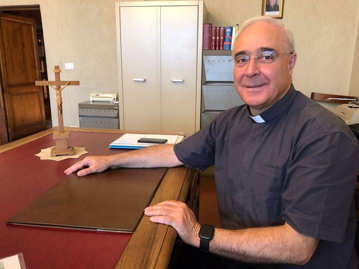 DON SCACCINI NOMINATO AMMINISTRATORE PARROCCHIALE DELLA CASTELLINA