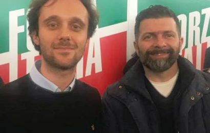serravalle. FORZA ITALIA APPOGGIA LA CANDIDATURA DI PIERO LUNARDI
