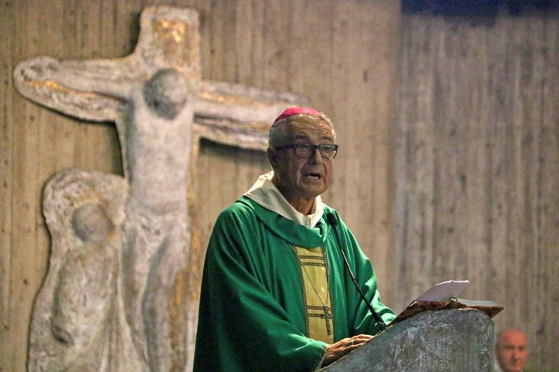 don spagnesi. IL VESCOVO ALLA CASTELLINA: «VI CHIEDO PERDONO PER NON AVERVI PROTETTO A SUFFICIENZA»