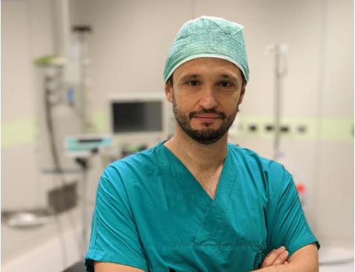 ospedale san jacopo. IL DOTTOR FACCHIANO, NUOVO DIRETTORE DELL'UNITÀ DI CHIRURGIA METABOLICA E BARIATRICA