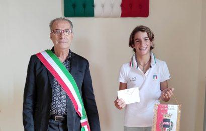 TENNIS PONTEDERA CAMPIONE D'ITALIA, SUL PODIO IL QUARRATINO NICCOLÒ PARIGI