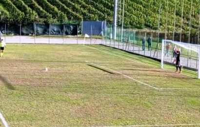 calcio. REAL CERRETESE – QUARRATA OLIMPIA 0-0